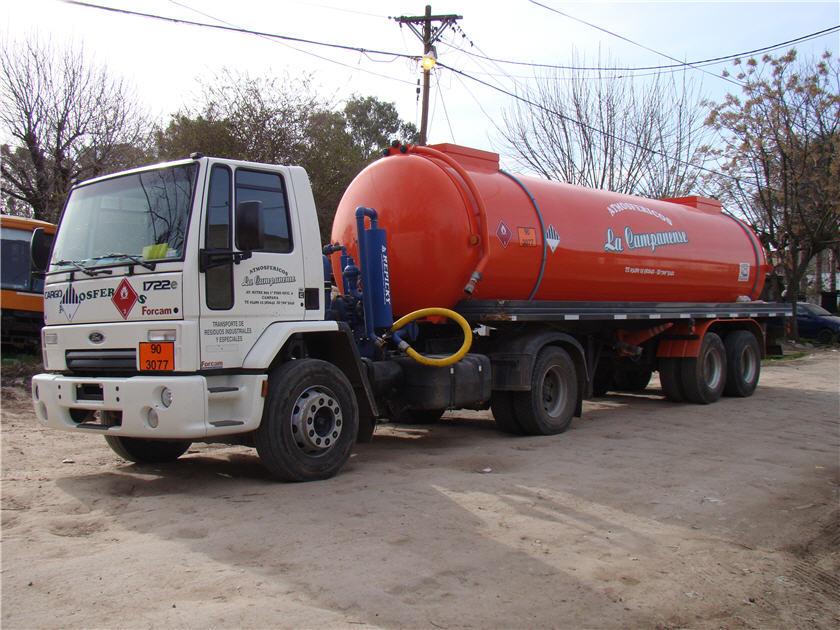 La Campanense - Camiones atmosféricos - Equipos